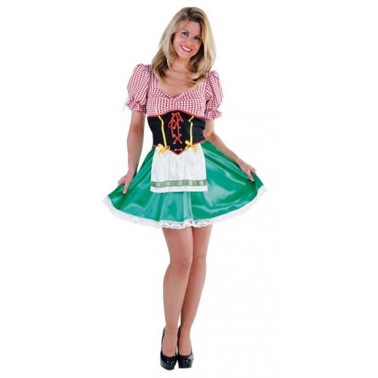 Oktoberfest - Luxe Heidi jurkje dames