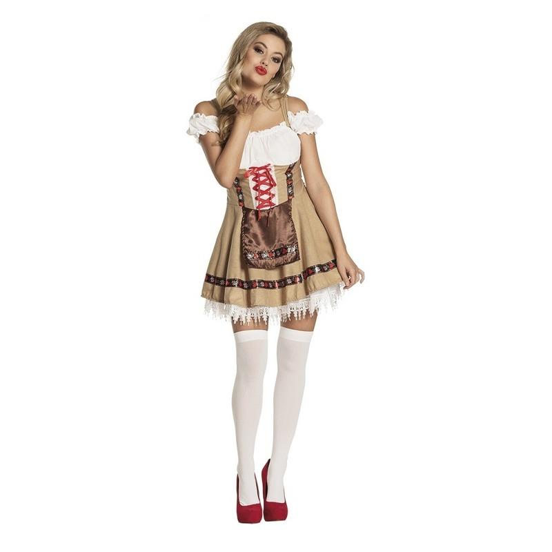 Oktoberfest - Sexy oktoberfest Dirndl jurkje voor dames