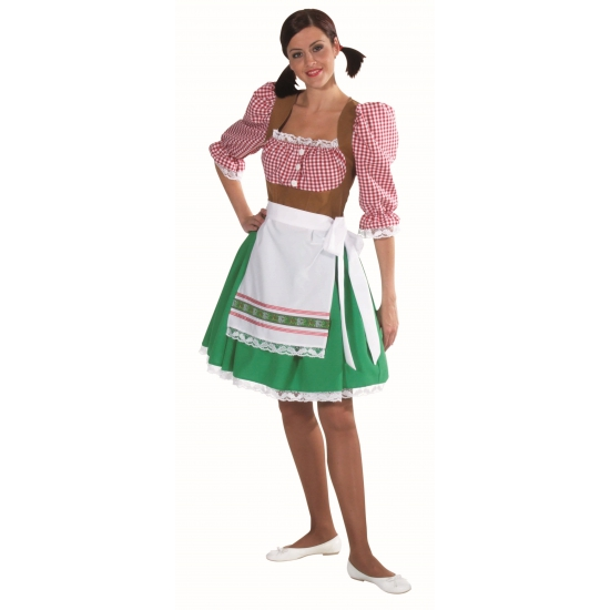 Oktoberfest - Tiroler jurkje voor dames