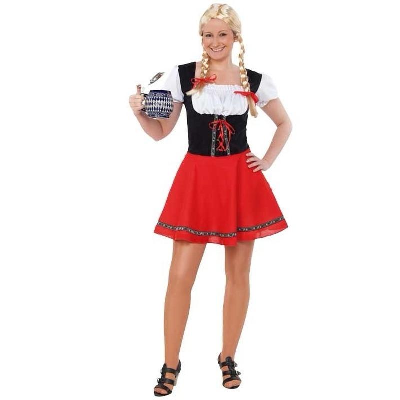 Oktoberfest - Voordelig Tiroler jurkje voor dames
