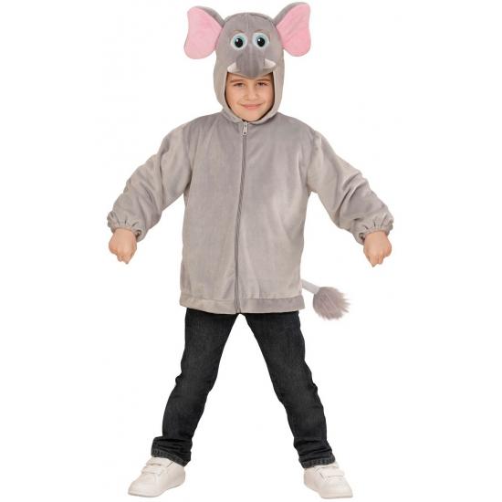 Olifant verkleed vest voor kinderen