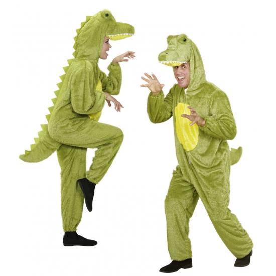 Onesie dierenpakken Krokodil