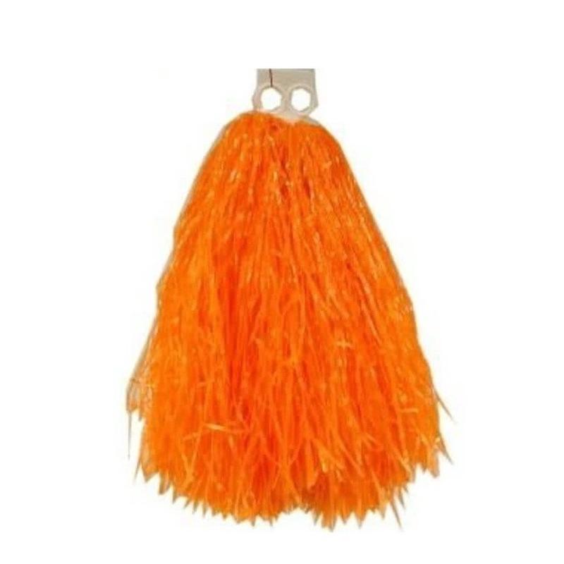 Oranje cheerball 33 cm