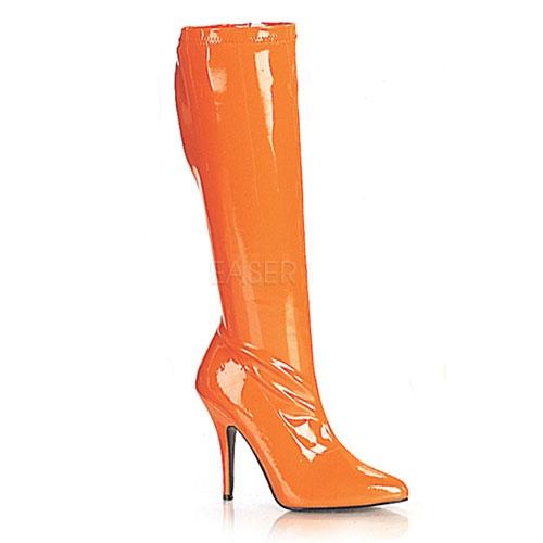Oranje dames laarzen