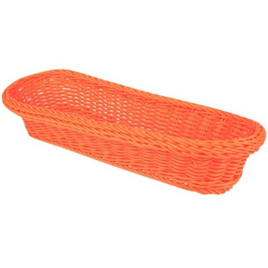 Oranje mandje 37,5 cm Oranje