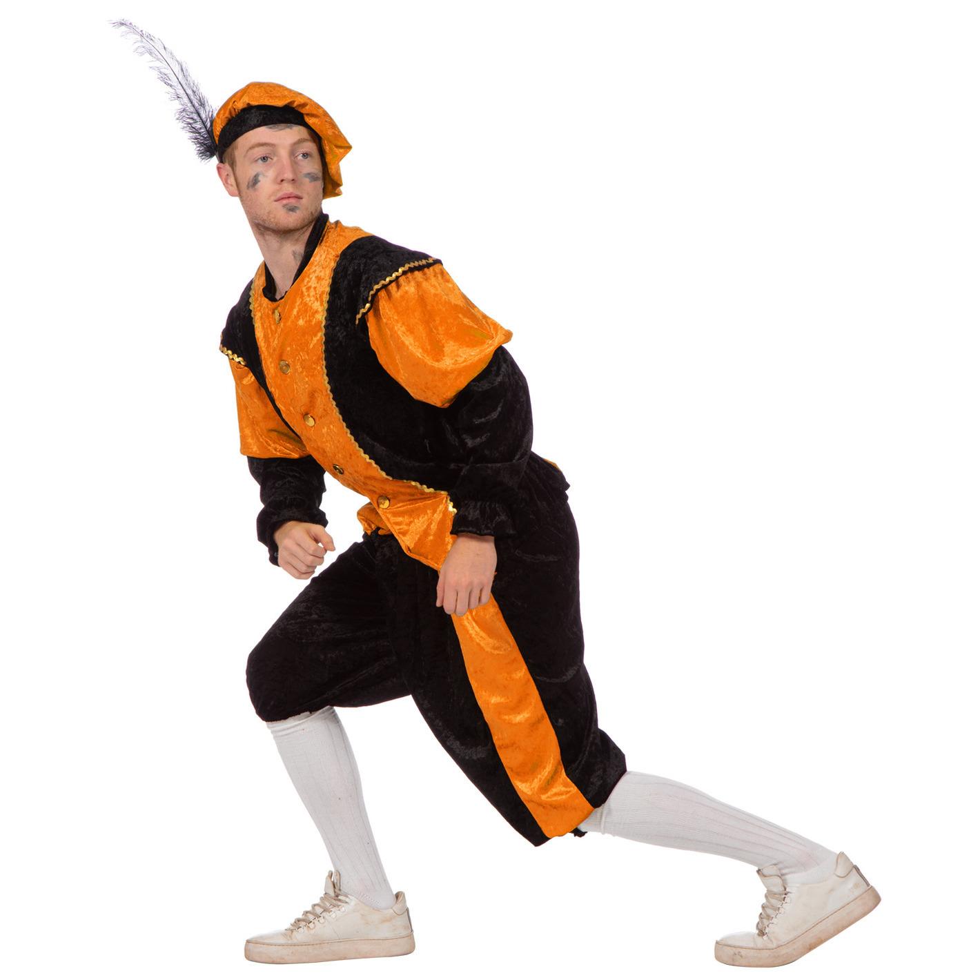 Oranje Pieten kostuum budget