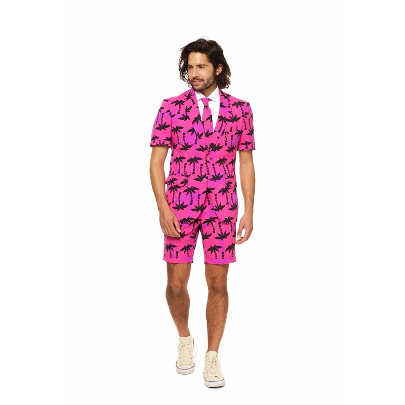 Palmbomen zomer kostuum