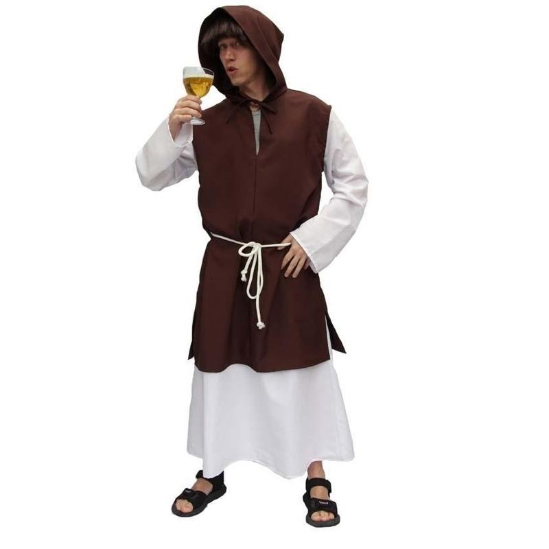 Pater Trappist Monikken abdij kostuum