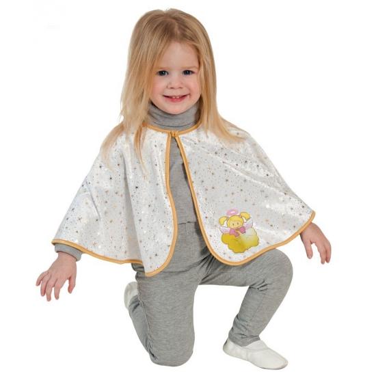 Peuter regen verkleed poncho engel regenkleding