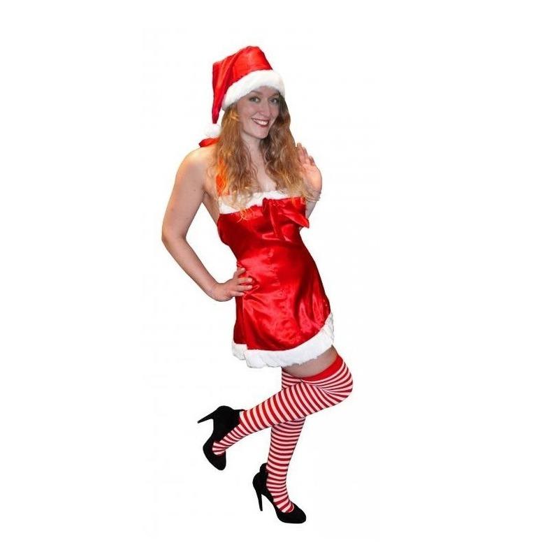 Pin up kerstjurkje voor dames