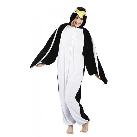 Pinguin dieren kostuum voor dames