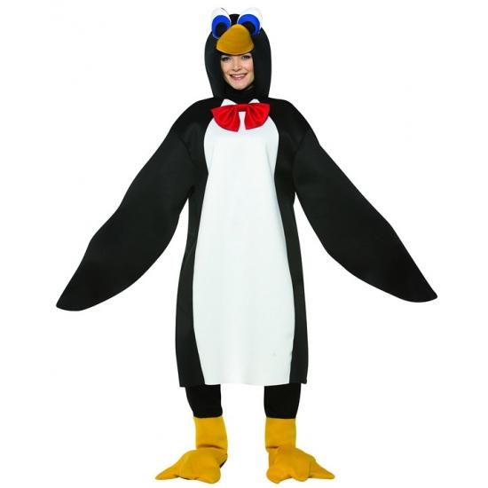 Pinguin dierenpak kostuum voor volwassenen