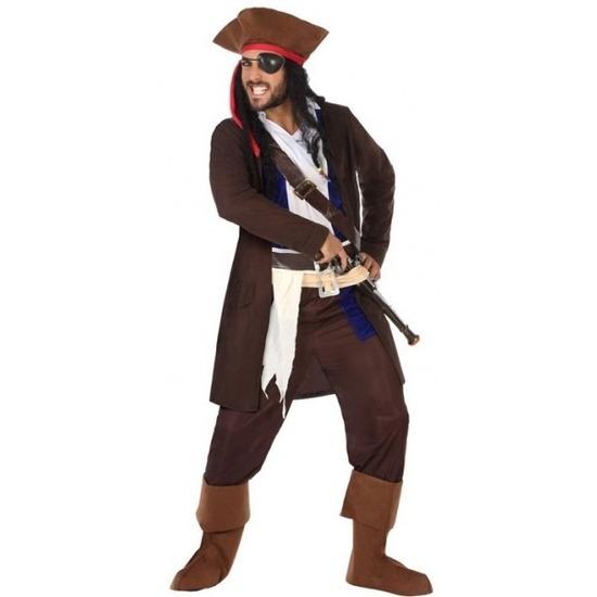 Piraat Christopher verkleed pak/kostuum voor heren