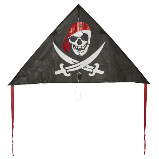 Piraten vlieger 148 x 73 cm