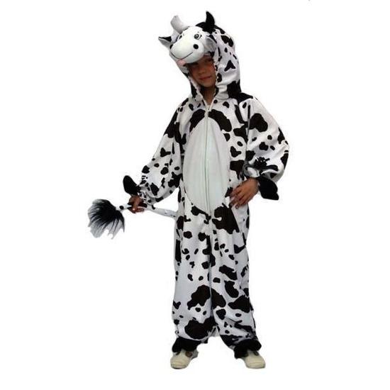 Pluche koe kostuum voor kinderen