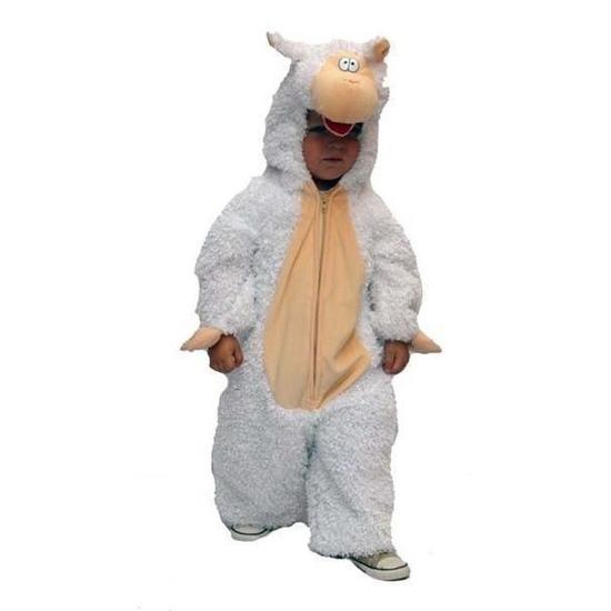 Pluche schaap/lammetje kostuum voor kinderen