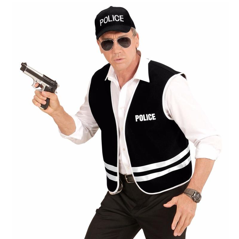 Politie verkleedset voor volwassenen