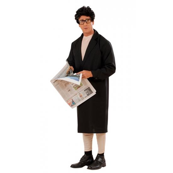 Potloodventer kostuum voor heren
