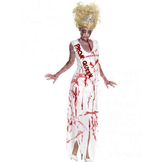 Prom Queen zombie kostuum