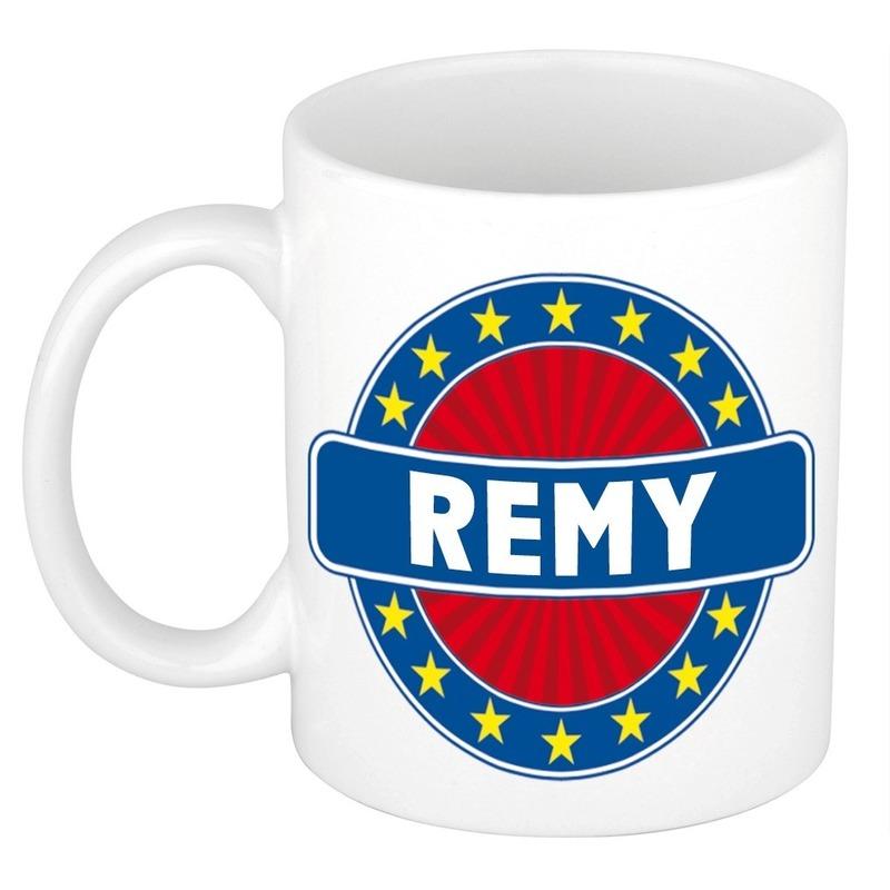 Remy naam koffie mok / beker 300 ml