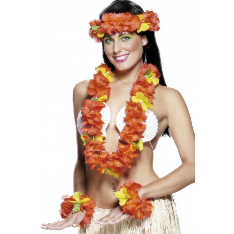 Rode Hawaii set
