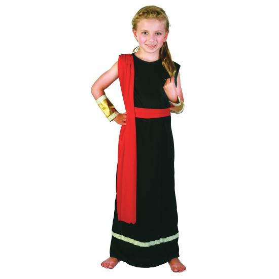 Romeinse jurk voor meisjes