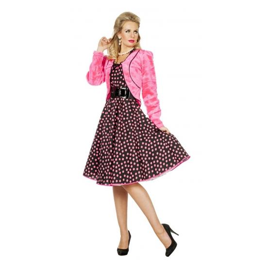 Roze bolero voor dames