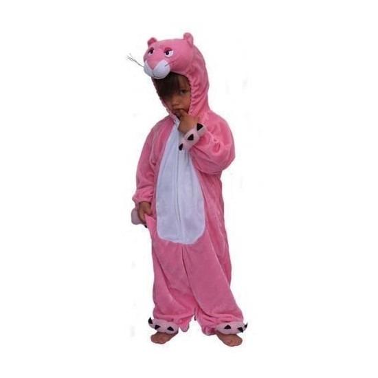 Roze panter kinder verkleedkostuum