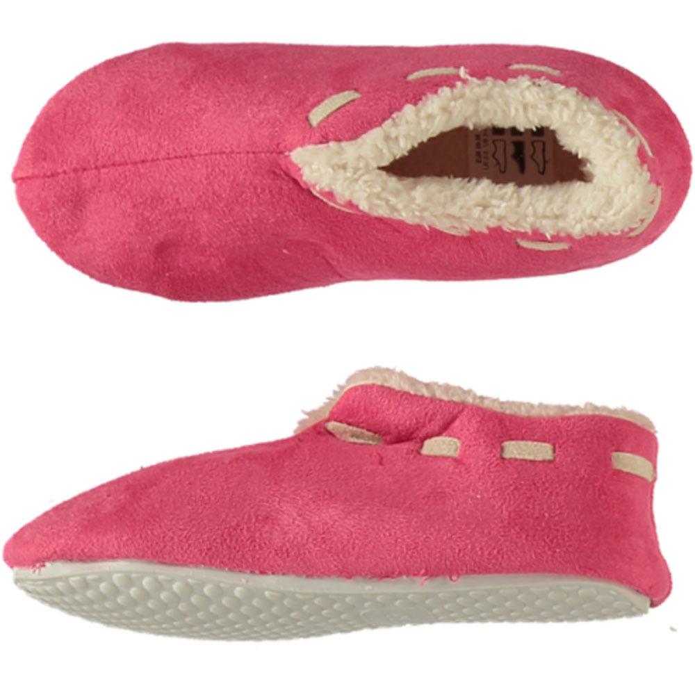 Roze Spaanse pantoffels/sloffen voor meisjes 31-32 -