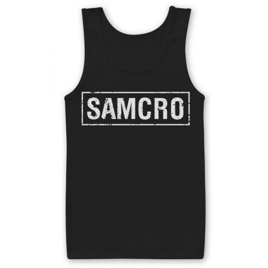 SAMCRO tanktop heren