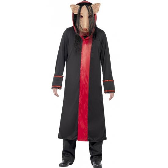 Saw Pig kostuum voor heren