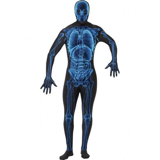 Second skin pak X-ray
