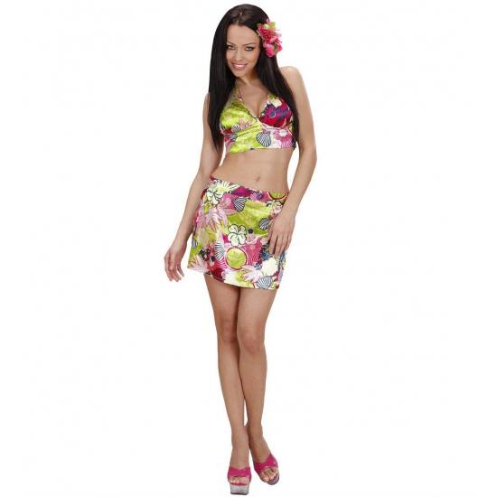 Sexy Hawaii outfit Lulu