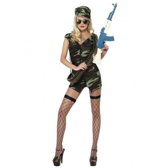 Carnavalskleding Leger Dames.Sexy Leger Pakje Voor Dames Carnavalskleding Dames Bellatio