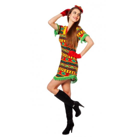 Sexy Mexicaans jurkje