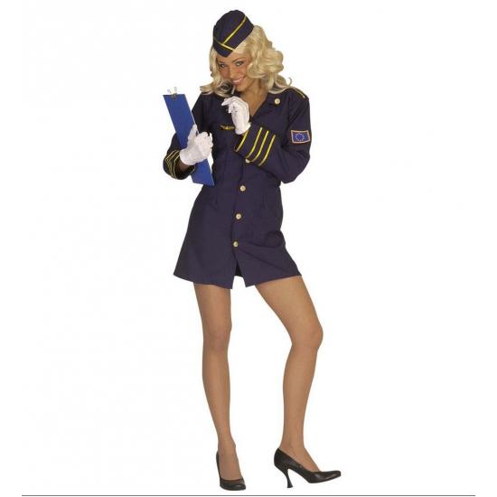 Sexy Stewardess kostuum