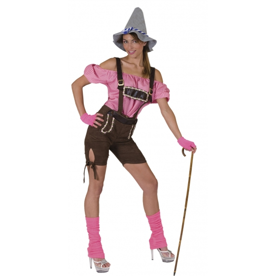 Sexy tiroler kleding voor dames