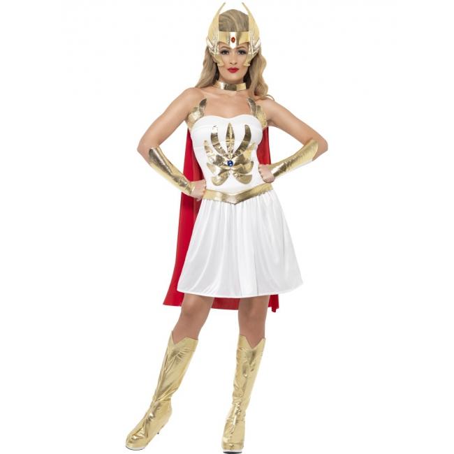 She Ra kostuum voor dames