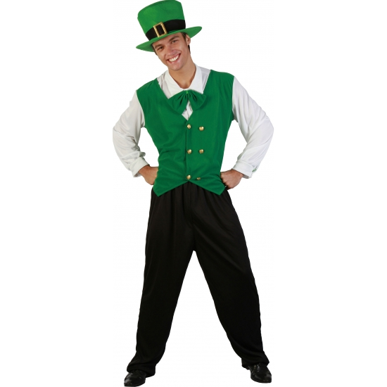 Sint Patricks day kostuum
