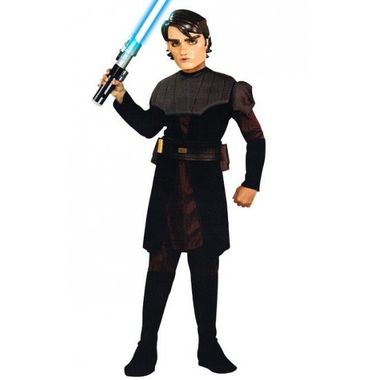 Skywalker kostuum voor jongens
