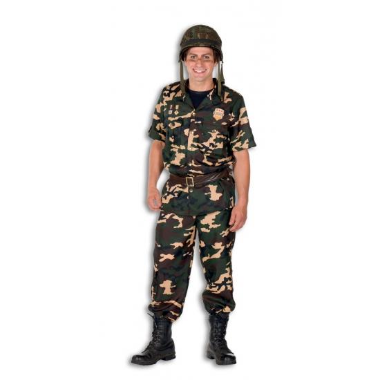 Soldaat kostuum voor heren