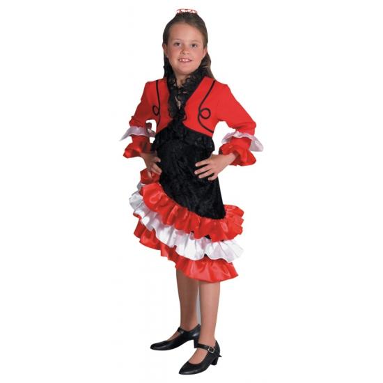 Spaans kinder jurkje meisjes