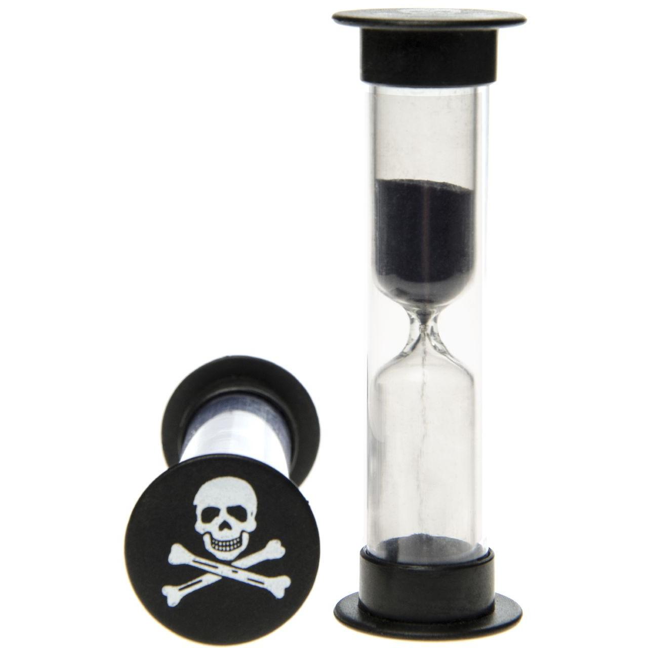 Spelletjes zandloper piraat 3 minuten