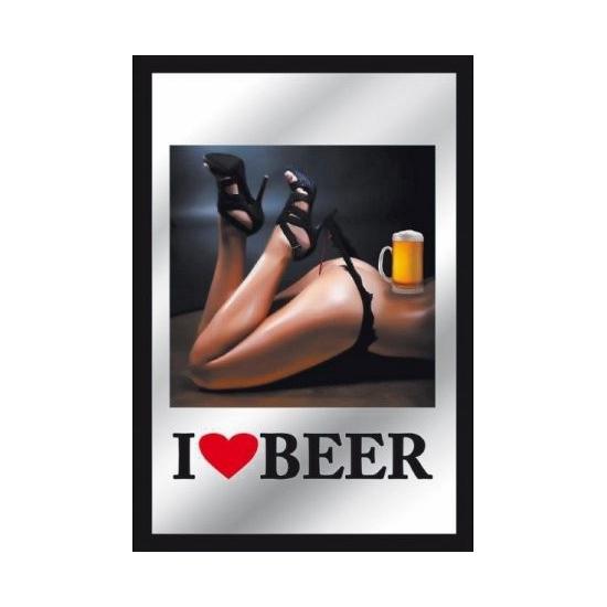 Spiegel I love Beer