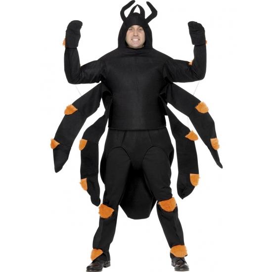 Spinnen kostuum