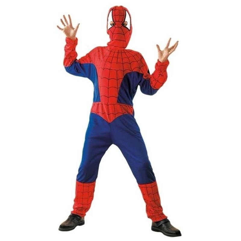 Spinnenheld kostuum voor kinderen