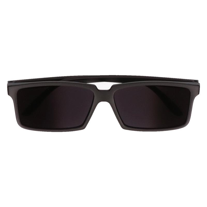 Spionnen zonnebril met spiegel glazen