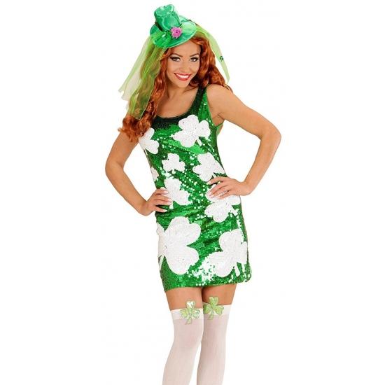 St Patricks Day jurkje voor dames
