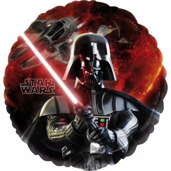Star Wars folie ballon 43 cm Multi