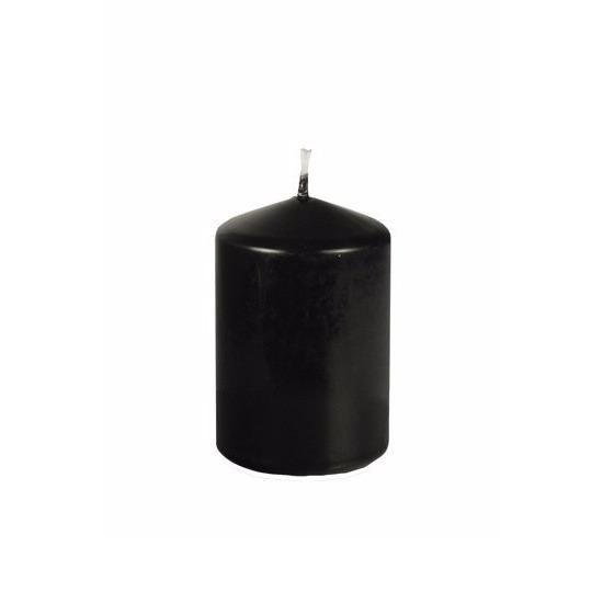 Stompkaars zwart 10 cm